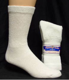 12 Pairs Physicians Choice Diabetic Crew Socks
