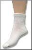 MediPeds Diabetic Quarter Socks  2 Pairs